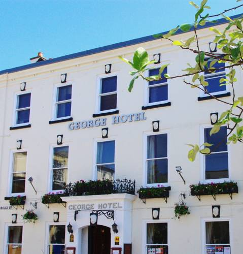 The George Hotel in Devon