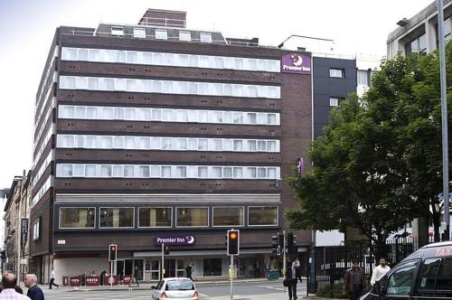 Premier Inn Glasgow City Centre (Argyle Street)