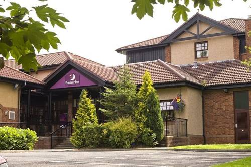 Premier Inn Glasgow East in Scotland