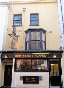 Bow Street Runner in 