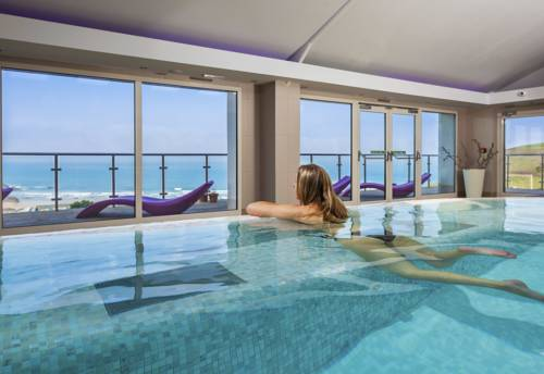 Bedruthan Hotel and Spa in Cornwall