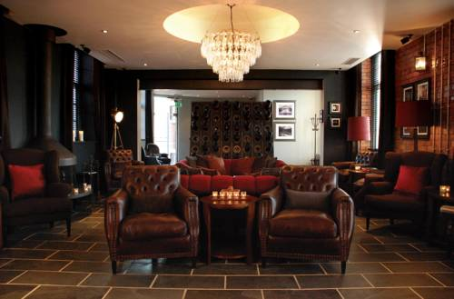 Hotel Du Vin Newcastle in Northumberland