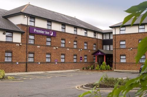 Premier Inn Livingston - M8J3 in Scotland