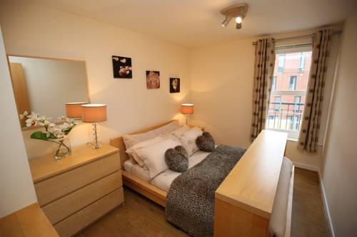 Edinburgh Pearl Apartments - Dalry Gait in Scotland