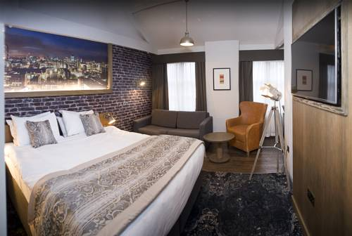 Abel Heywood Boutique Hotel in Manchester