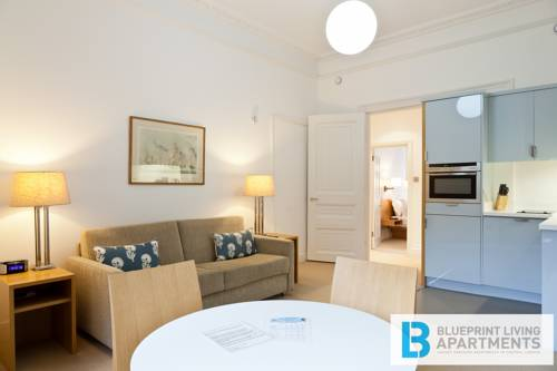 Blueprint Living Apartments - Doughty Street in London