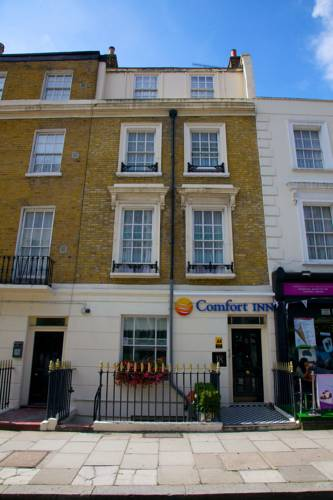 Comfort Inn Victoria in London