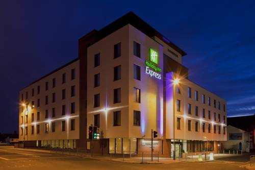 Holiday Inn Express Cheltenham Town Centre in Cotswolds
