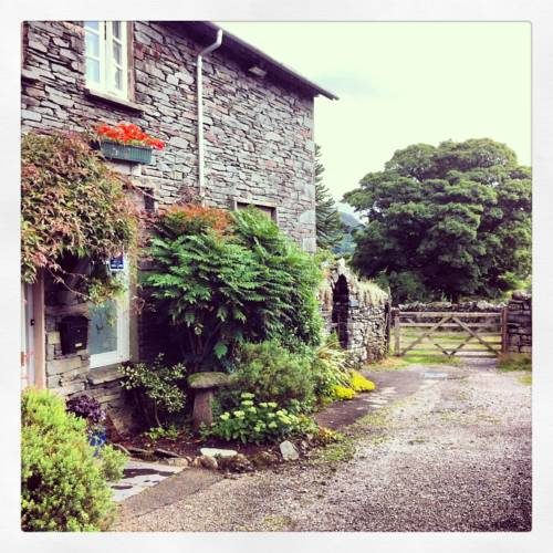 Elterwater Park Country Guest House in Cumbria