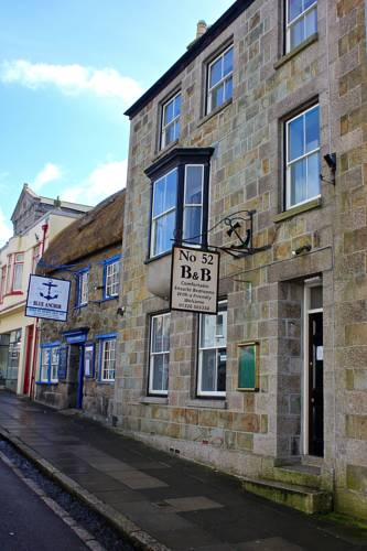 No.52 Bed and Breakfast in Cornwall
