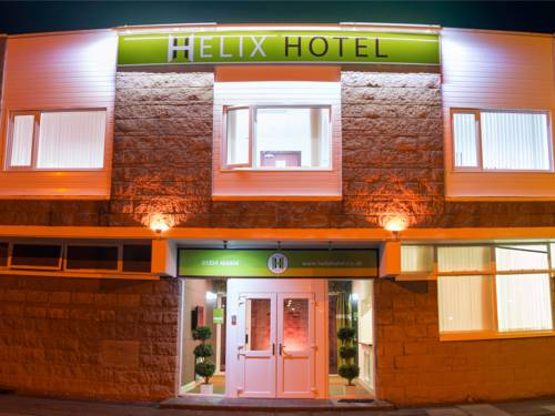 Helix Hotel in Scotland