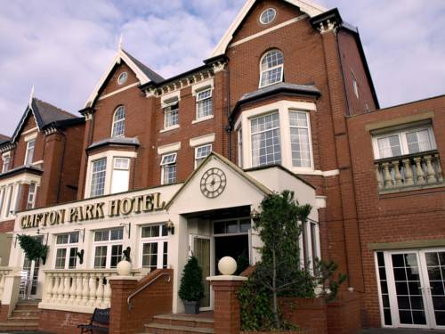 Clifton Park Hotel in Blackpool