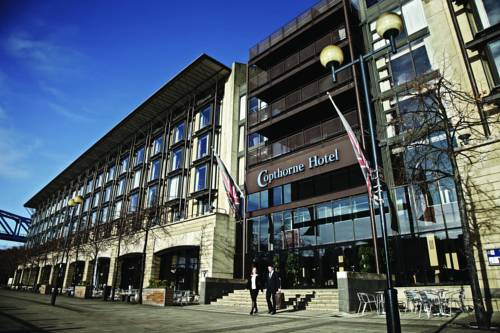 Copthorne Hotel Newcastle in Northumberland
