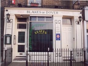 Blakes of Dover BandB Accommodation