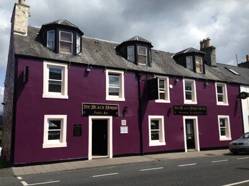 The Blackhorse Hotel in Scotland