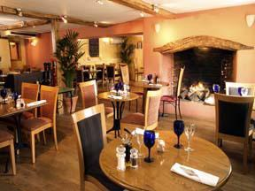Peppers Bistro and Hotel in Cotswolds