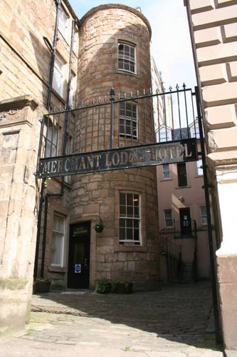 The Merchant City Inn in Scotland