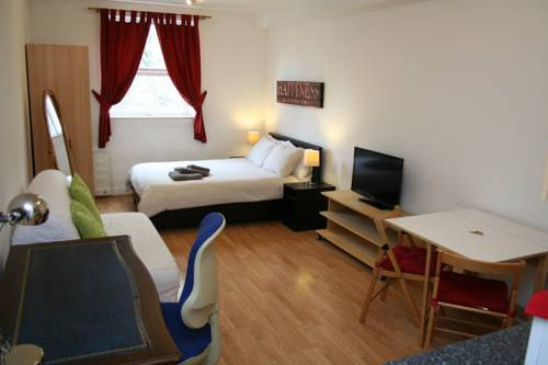 Bed and breakfast in st johns wood b bs hotels uk com for 100 102 westbourne terrace paddington london england w2 6qe