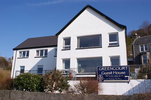 Greencourt Guesthouse in Scotland