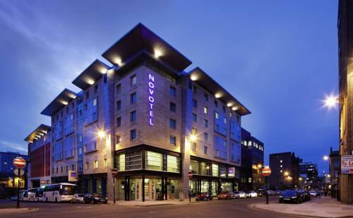 Novotel Glasgow Centre in Region Center