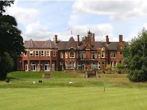 Moor Hall Hotel - Country House Hotel in Birmingham