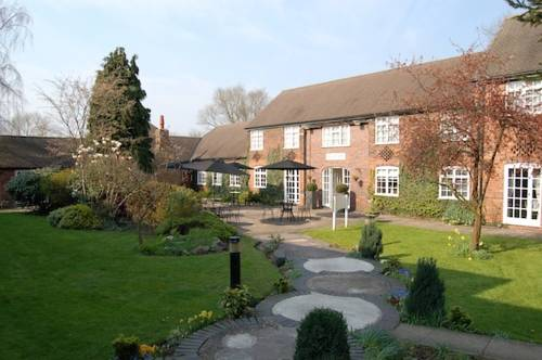 Brook Marston Farm Hotel in