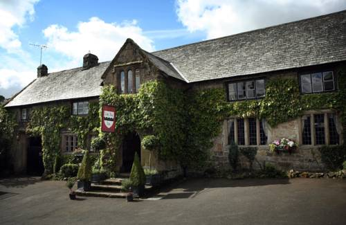 The Oxenham Arms Hotel and Restaurant in Devon