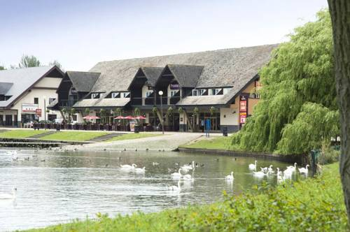 Premier Inn Milton Keynes East - Willen Lake