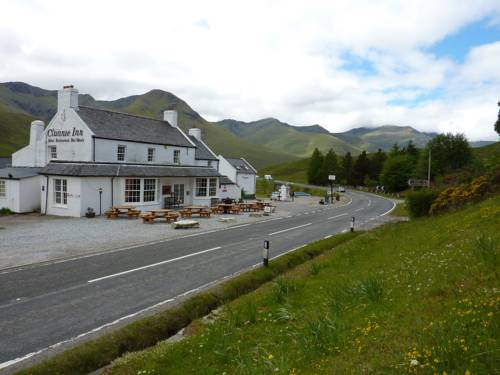 Cluanie Inn in Scotland