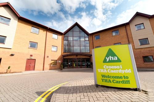 YHA Cardiff Central in Cardiff