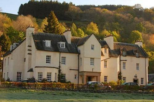 Fortingall Hotel in Scotland