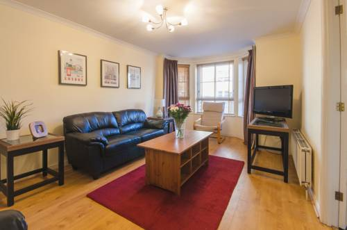 Dicksonfield Apartment Edinburgh