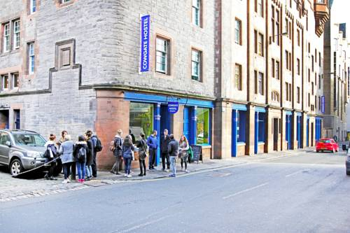 Cowgate Hostel in Scotland