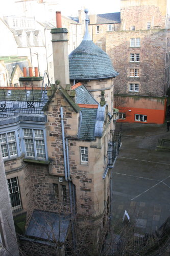 Festival Apartments in Edinburgh