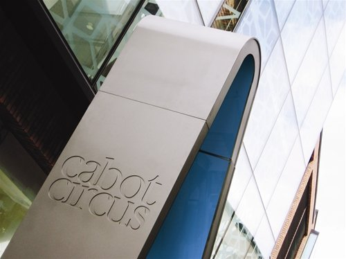 Hotel Cleyro Cabot Circus Apartments