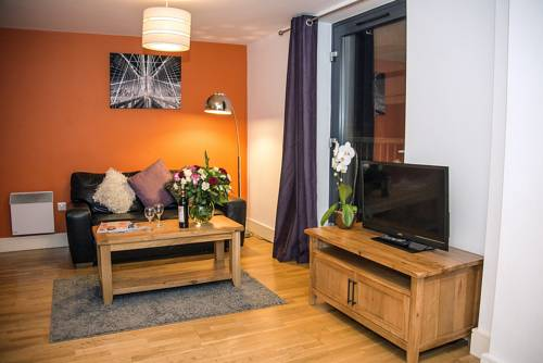 Base Serviced Apartments - Cumberland Apartments in Liverpool