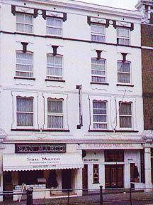 Richmond Park Hotel in