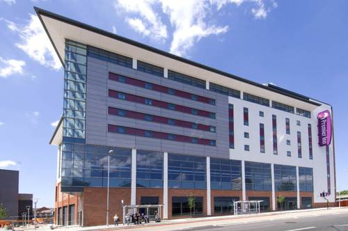 Premier Inn Coventry City Centre - Belgrade Plaza in Coventry