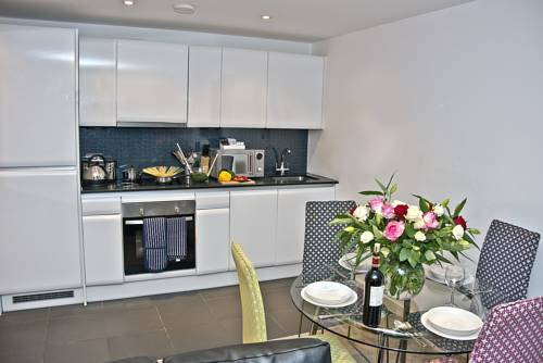 Base Serviced Apartments – Spectrum in Liverpool