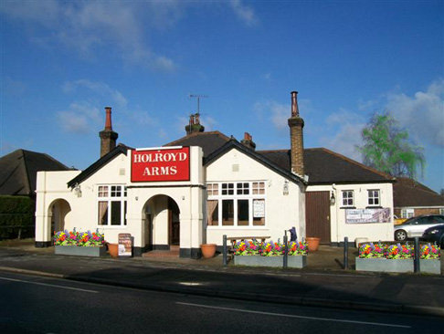 Holroyd Arms in