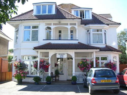 Alexander Lodge Guest House in Bournemouth
