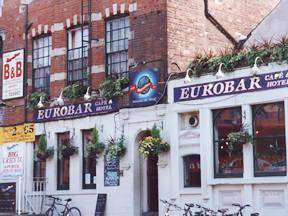The Eurobar Cafe and Hotel