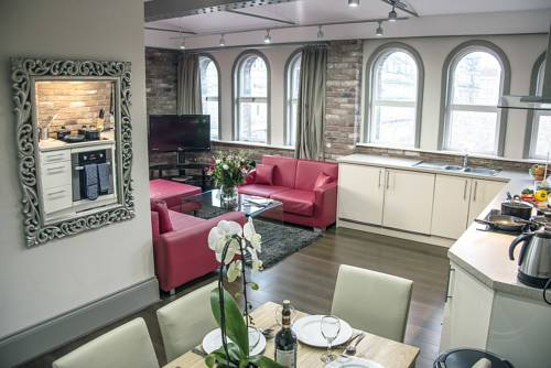 Base Serviced Apartments - Sir Thomas Street in Liverpool