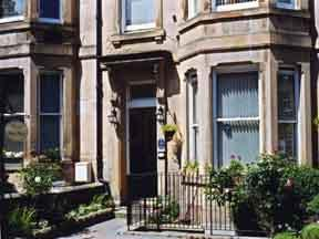 The Mardale Guest House in Edinburgh