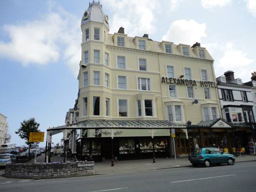 The Alexandra Hotel in Llandudno