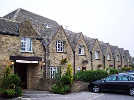 The Holt Hotel in Cotswolds