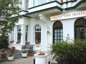 The Grand Ash in Llandudno
