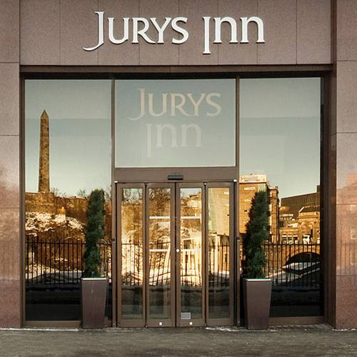 Jurys Inn Edinburgh in Scotland