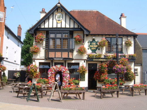 The Mailmans Arms