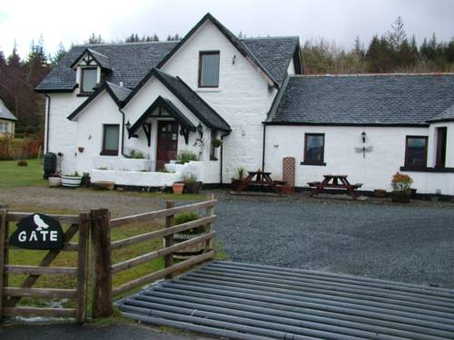 Pennyghael Hotel in Scotland